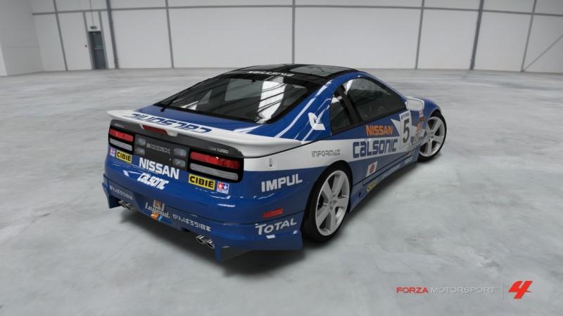 Nissan - Fairlady Z Version S Twin Turbo '94 - Team Calsonic Nissan41