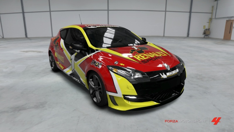 Renault - Megane RS 250 '10 - Time Attack Renaul10