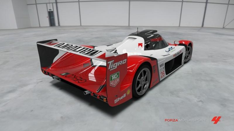 Toyota - Motorsport GT-ONE TS020 '99 - Team Marlboro Toyota15