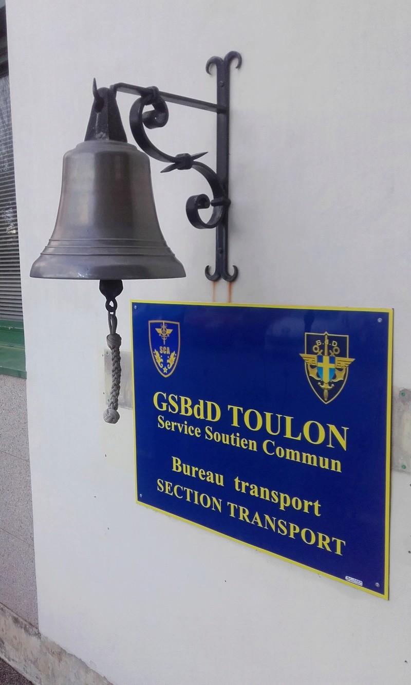 [LES PORTS MILITAIRES DE MÉTROPOLE] De la création de l'arsenal de Toulon à aujourd'hui la base navale 0181110