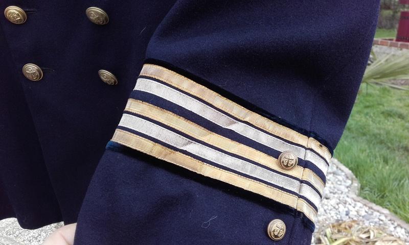 [Les traditions dans la Marine] Tenue dans la Marine- Tome 02 - Page 38 41910