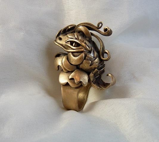 Nouveau concours  metal clay artist magazin P1190211