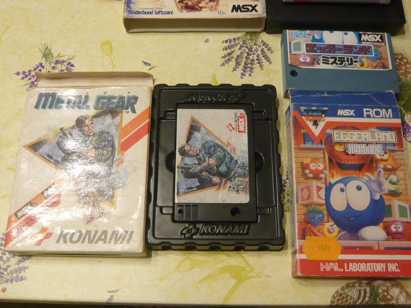 [ESTIM] Jeux Sony MSX P1140239