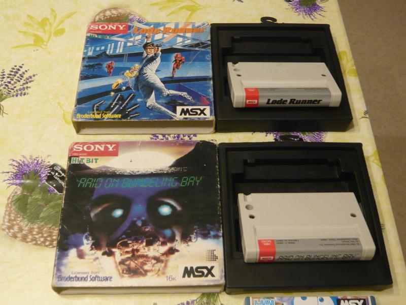 [ESTIM] Jeux Sony MSX P1140240