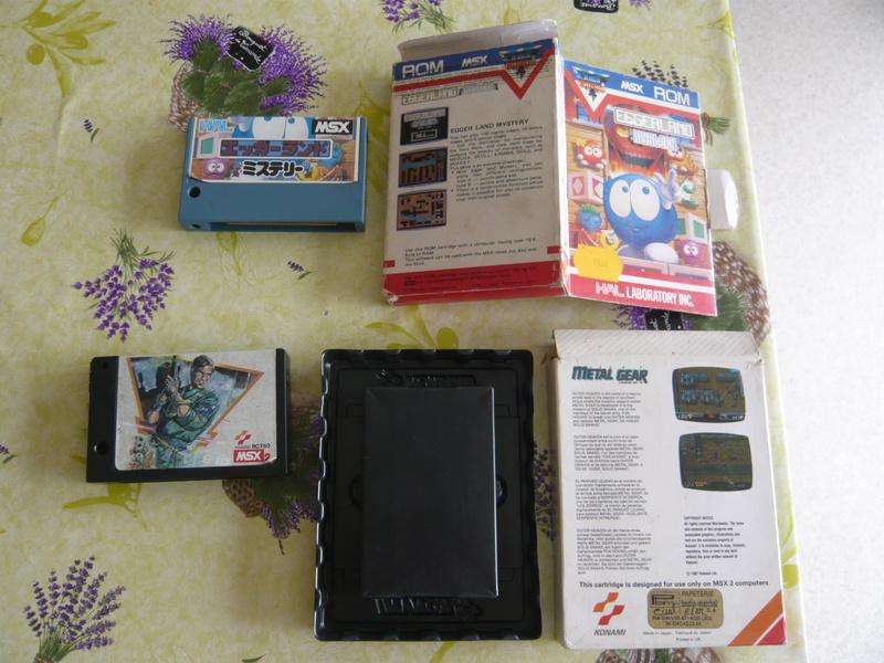 [ESTIM] Jeux Sony MSX P1140242