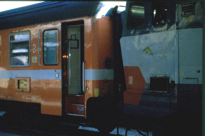 """020 - Dicembre 2011 - Il Rapido 994 """"Aurora"""" Aurora11"""