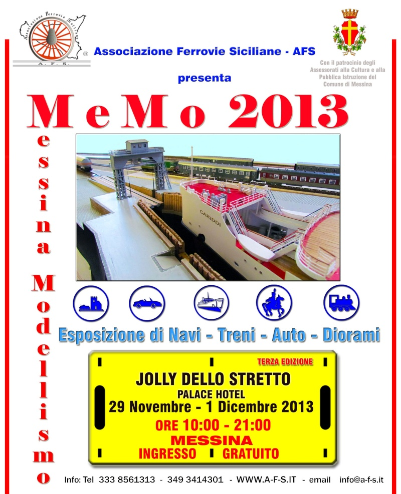 29 novembre - 1 dicembre 2013, MeMo 2013, Piccoli modelli per una Grande passione Memo_210