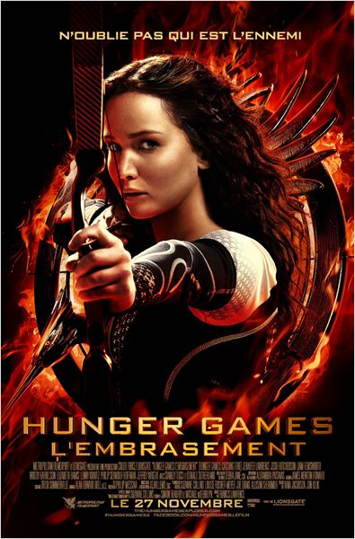 HUNGER GAMES (Tome 2) L'EMBRASEMENT de Suzanne Collins - Page 3 21045310
