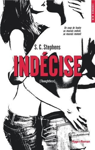 THOUGHTLESS (TOME 01) INDECISE de S.C. Stephens 51ktgw10