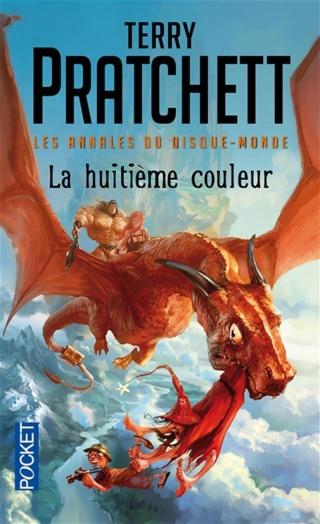 terry pratchett - LES ANNALES DU DISQUE-MONDE (Tome 01) LA HUITIÈME COULEUR de Terry Pratchett 713ydg10