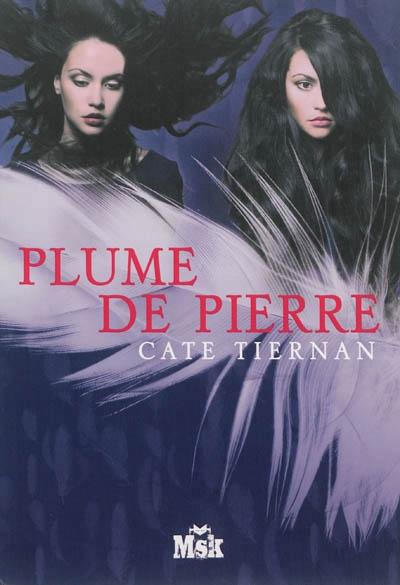 BALEFIRE (Tome 3) PLUME DE PIERRE de Cate Tiernan Couv2210