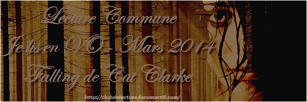 FALLING by Cat Clarke Lc11