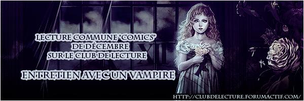 ENTRETIEN AVEC UN VAMPIRE : L'HISTOIRE DE CLAUDIA de  Anne Rice, Ashley Marie Witter Lc_com10