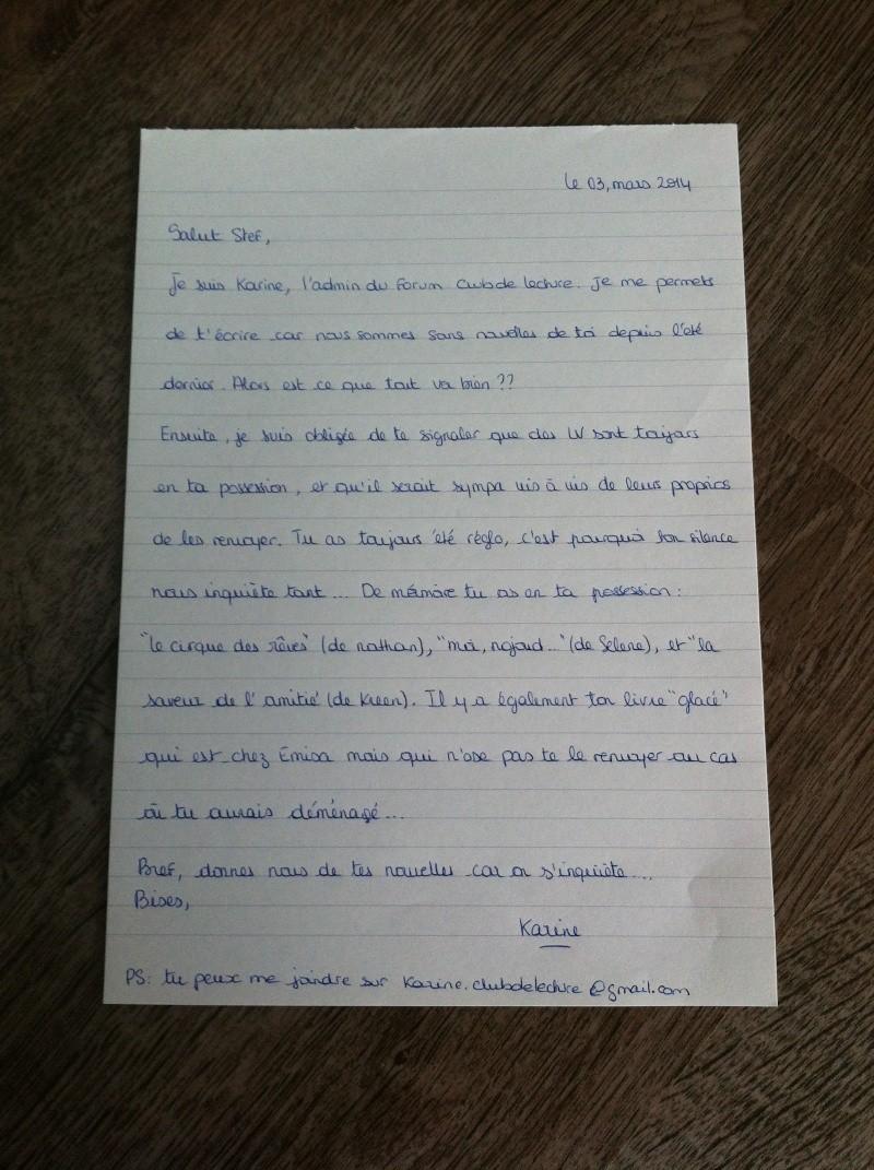 Papote sur les Livres Voyageurs... - Page 5 Photo10