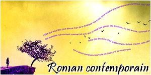 Envie de... LITTERATURE CONTEMPORAINE : Roman_10