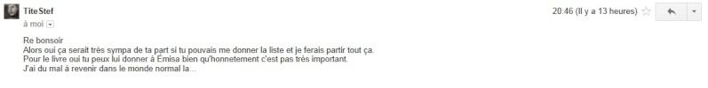 Papote sur les Livres Voyageurs... - Page 5 Stef210