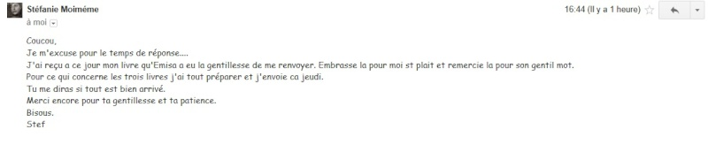 Papote sur les Livres Voyageurs... - Page 6 Stefdu11