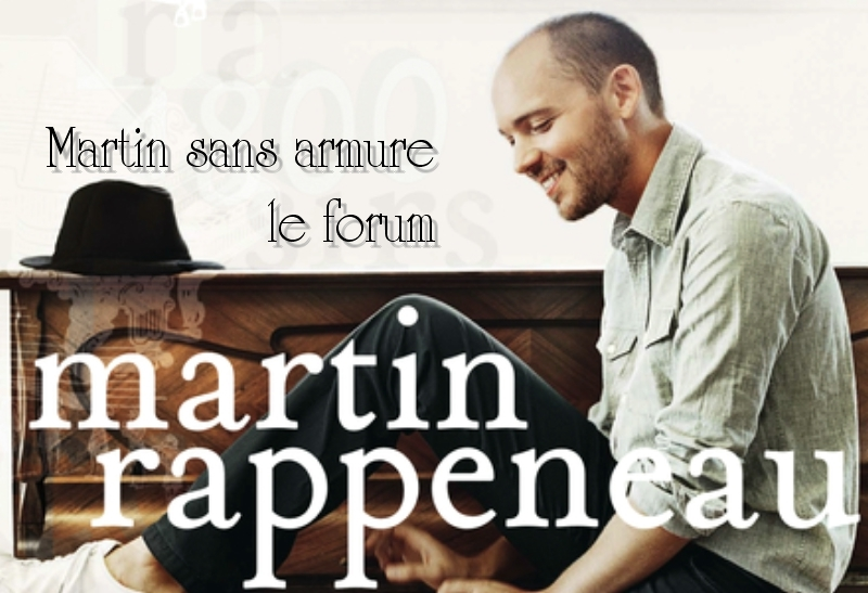 Martin sans armure