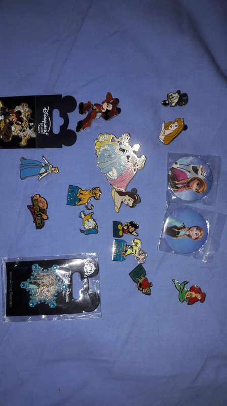 [Vente - Recherche] pin's disney / pin trading  (TOPIC UNIQUE) - Page 14 20170210