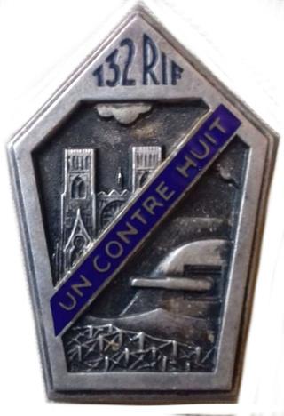 Les insignes d'Infanterie en 1939-1940 132_ri10