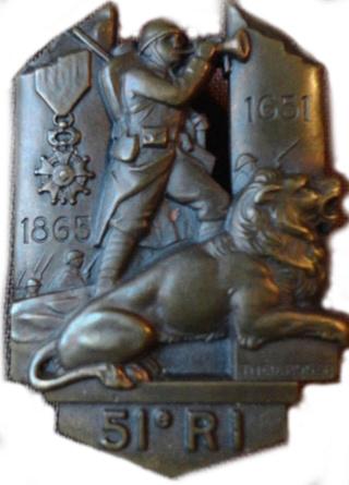 Les insignes d'Infanterie en 1939-1940 51_ri10