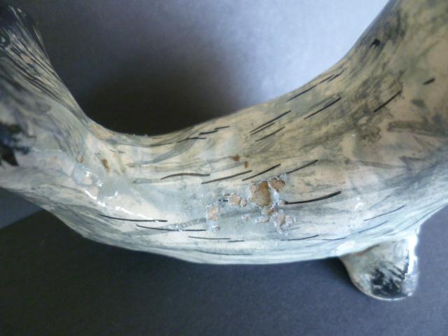 Did Parkinson ever do a seal? P1230012
