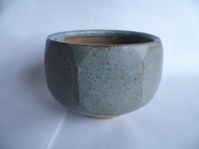 An uncommonly nice Hawkshead Pottery Bowl 11 x 15 cm - Guest Potter Perhaps P1230417