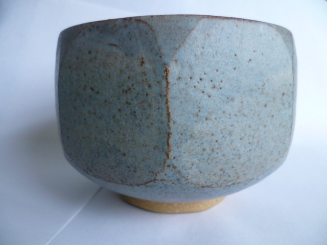 An uncommonly nice Hawkshead Pottery Bowl 11 x 15 cm - Guest Potter Perhaps P1230418