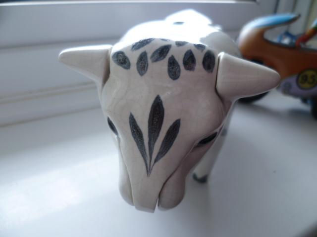 Bull Money Box - Brian Sutherland P1240111