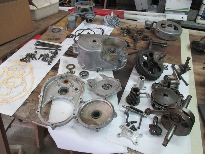 Restauration Jonghi 100cc type R 04910