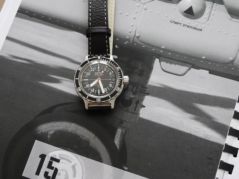 Special Edition Vostok16