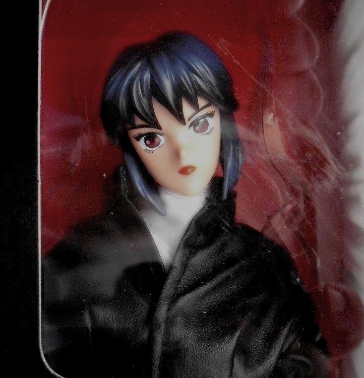 Ghost in the Shell Motoko Kusanagi Action Doll Motoko13