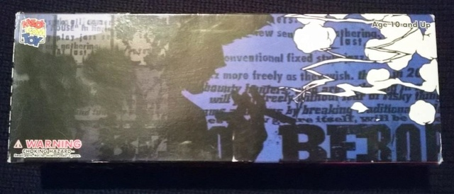 Cowboy bebop spike spiegel medicom toy stylish collection 005  Spike310