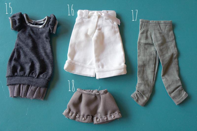 [V]Vêtements et Chaussures - Taille Unoa / Minifee / MSD  Dsc07511