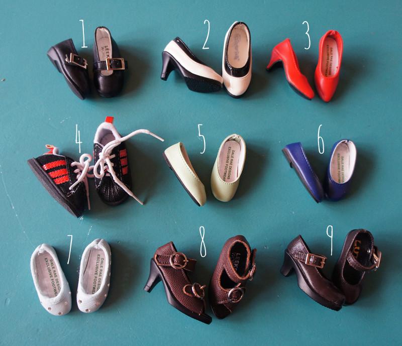 [V]Vêtements et Chaussures - Taille Unoa / Minifee / MSD  Dsc07512