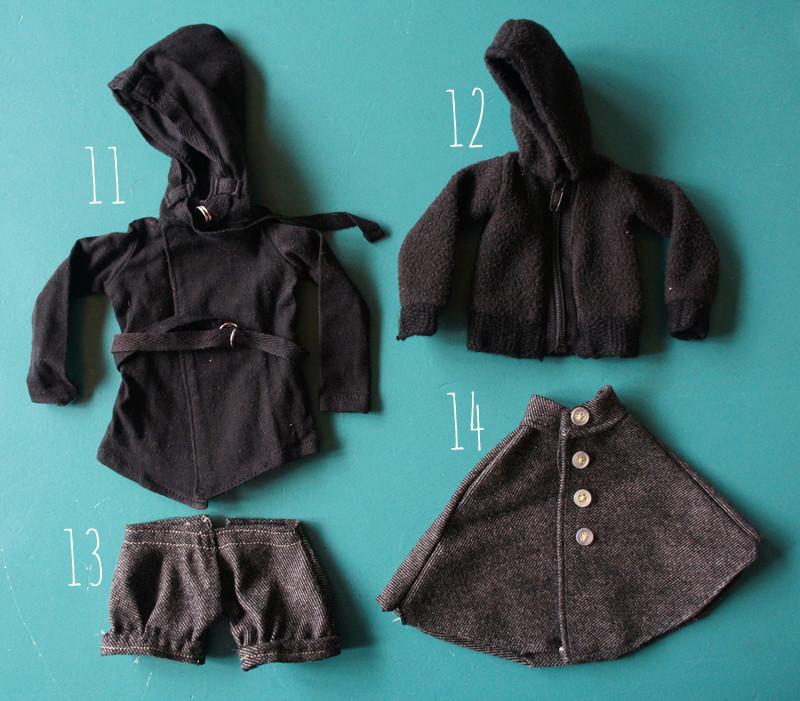 [V]Vêtements et Chaussures - Taille Unoa / Minifee / MSD  Dsc07514