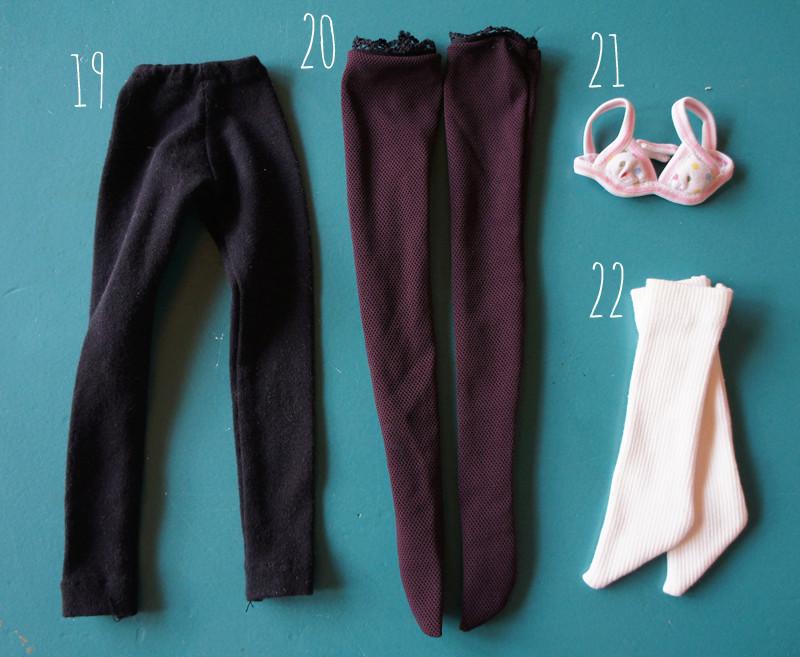 [V]Vêtements et Chaussures - Taille Unoa / Minifee / MSD  Dsc07515
