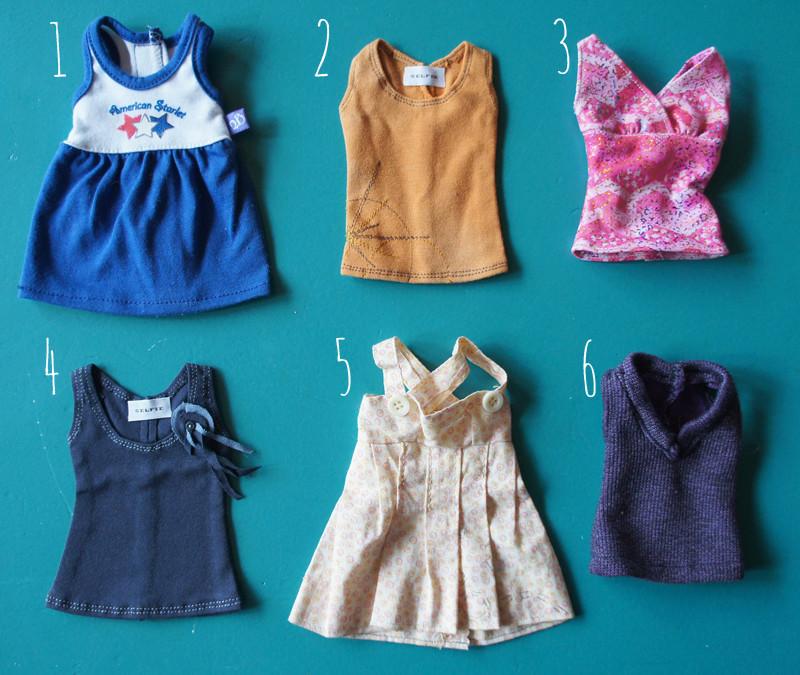 [V]Vêtements et Chaussures - Taille Unoa / Minifee / MSD  Dsc07516