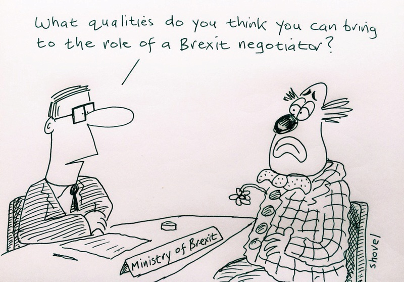 Political cartoons - Page 2 Brexit13