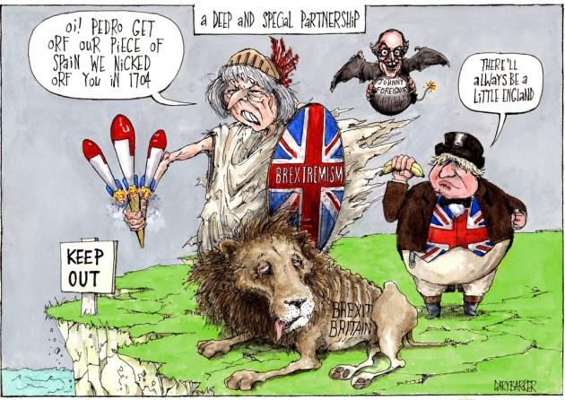 Political cartoons - Page 2 Gibral10
