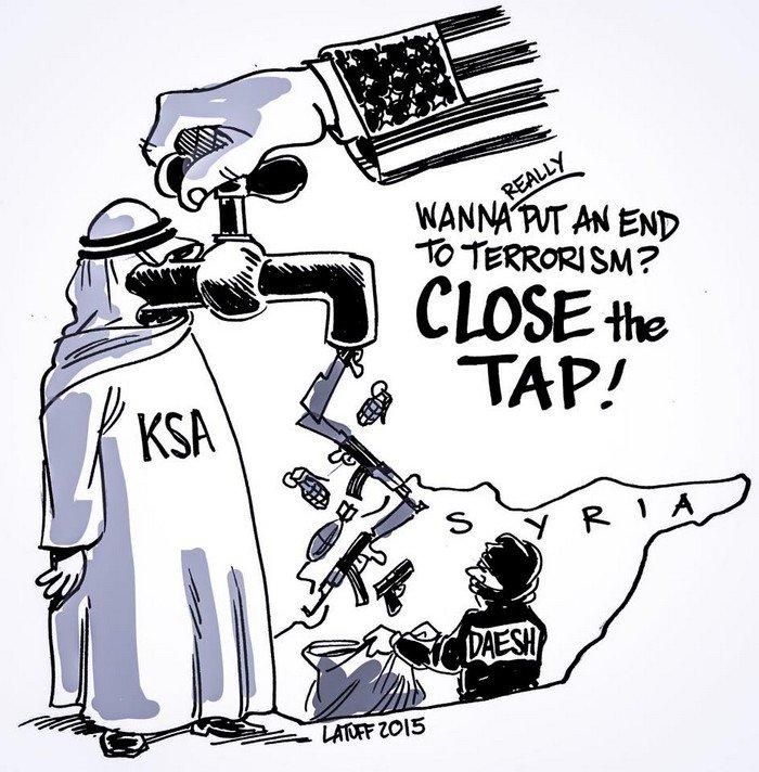 Political cartoons - Page 2 Terror10