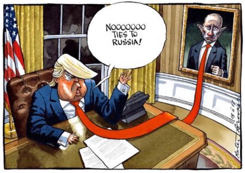 Political cartoons Trump_12