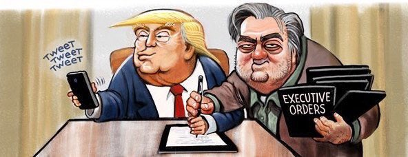 Political cartoons Trump_13