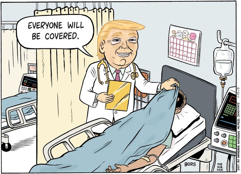 Political cartoons - Page 2 Trumpc10