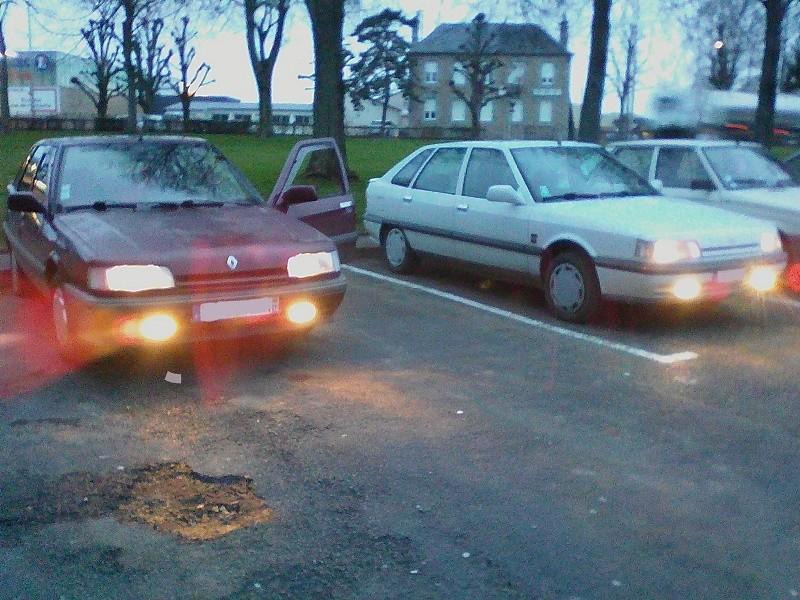 Renault 21 GTS Symphonie de 1993 510