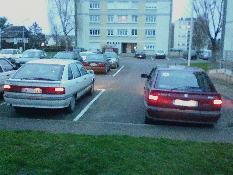 Renault 21 GTS Symphonie de 1993 610