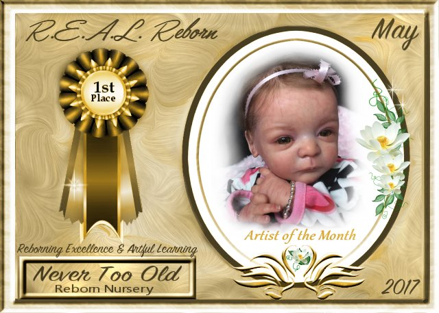 2017 AOTM MAY Contest Winner Logo - Pia of Never Too Old Reborn Nursery Aotm_m10
