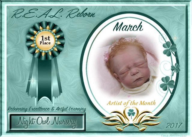 2017 AOTM March Contest Winner Logo - Shannon of Night Owl Nursery This_f10