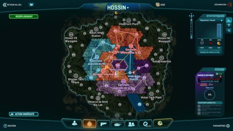 Compte rendu : HOSSIN Planet19