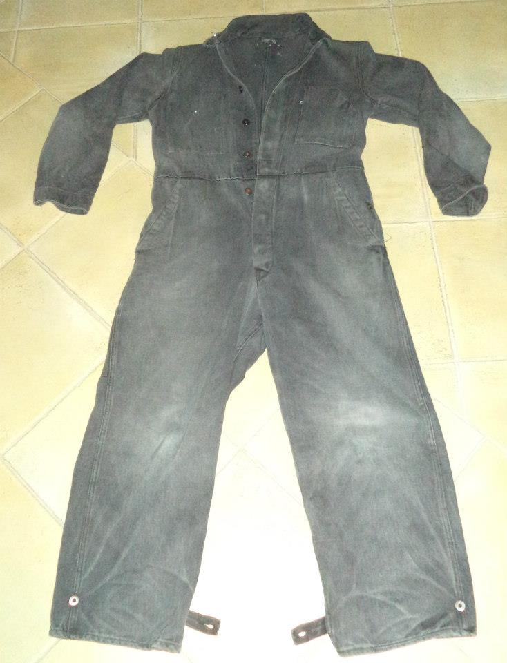 COVERALL TO IDENTIFY 10314511